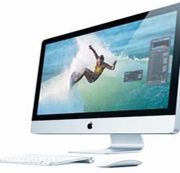 Rent iMac Mid 2011 screen 27″
