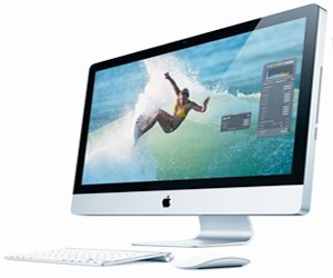 ‏Rent iMac Mid 2011 screen 27″
