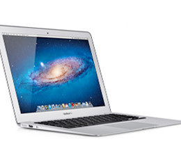 Rent Macbook Air Mid 2011 Screen 11″
