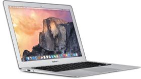 mac air laptop