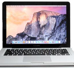 Rent Macbook Pro Mid 2012 screen 13″